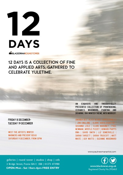 12 Days flyer